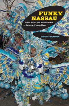 "Book cover for ""Funky Nassau"""